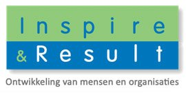 Logo Inspire & Result coaching en communicatie training