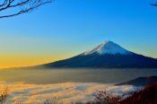 Japanse berg bij Ikigai blog bericht   persoonlijke ontwikkeling en groei