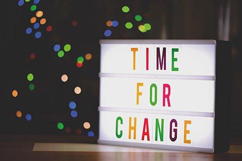 10 tips voor verandering, loslaten en in je kracht staan.